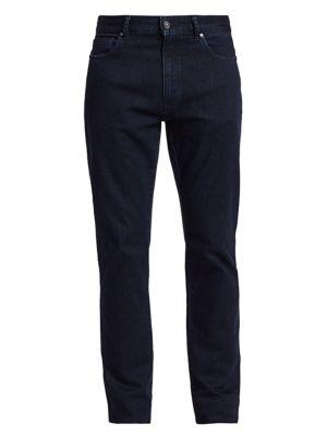 Ermenegildo Zegna Jeans New Straight-Leg Jeans