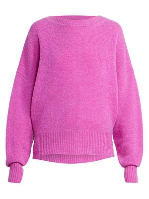 Isabel Marant Sweaters Caleb Backward Cardigan Cashmere Sweater