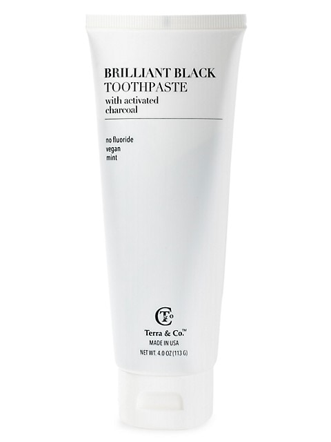 Brilliant Black Activated Charcoal Toothpaste