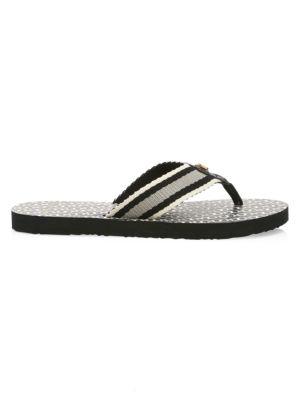 Tory Burch Slippers Gemini Link Flip Flops