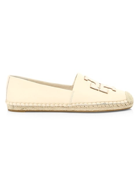 Tory Burch Ines Leather Espadrilles