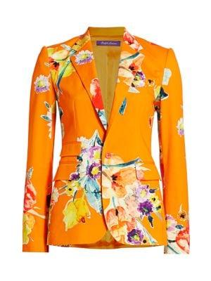 Ralph Lauren Jackets Parker Floral Jacket