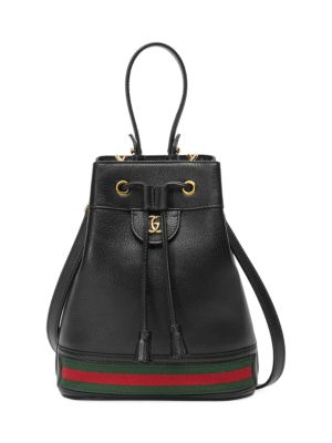 Gucci Bags Ophidia Small Bucket Bag