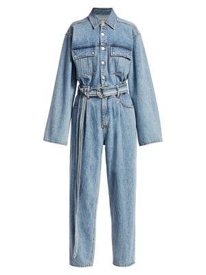 cheap sale various kinds of beautiful style Tatum Denim Jumpsuit
