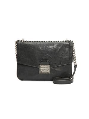 Frye Shoulder Ella Leather Shoulder Bag