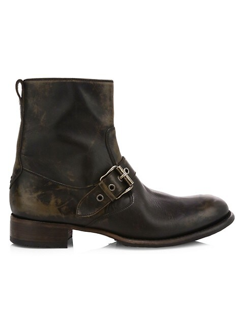 Essex Artisan Leather Boots
