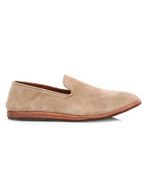 Algiers Slip-On Suede Shoes