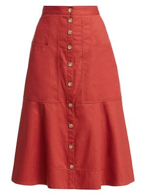 Skirt Chino Skirt Harrison Harrison Flare Flare Chino 2IEHWD9