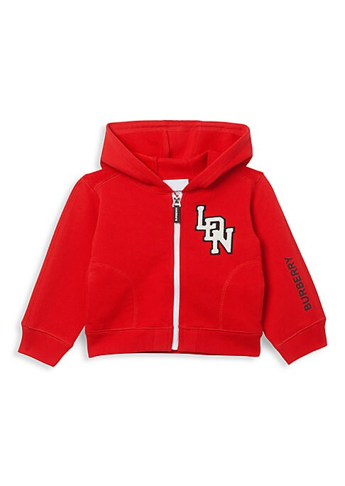 I Heart Love Island This Much Kids Hooded Sweatshirt