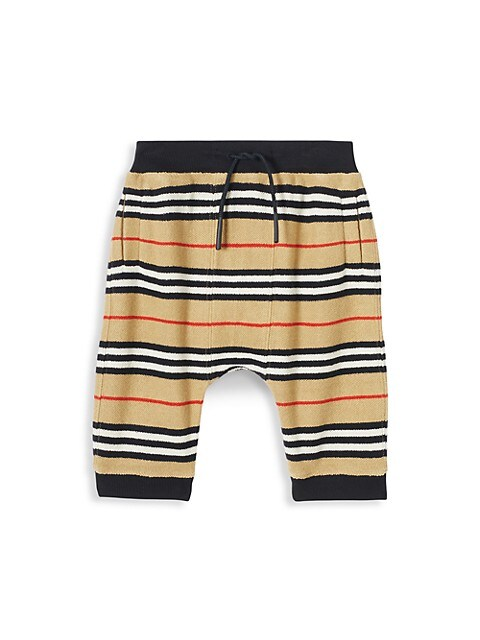 Baby's & Little Kid's Lance Striped Jogging Pants