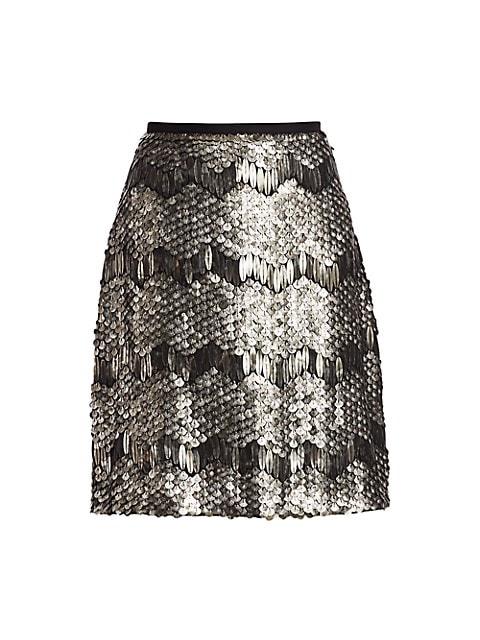 Venus Sequin Skirt