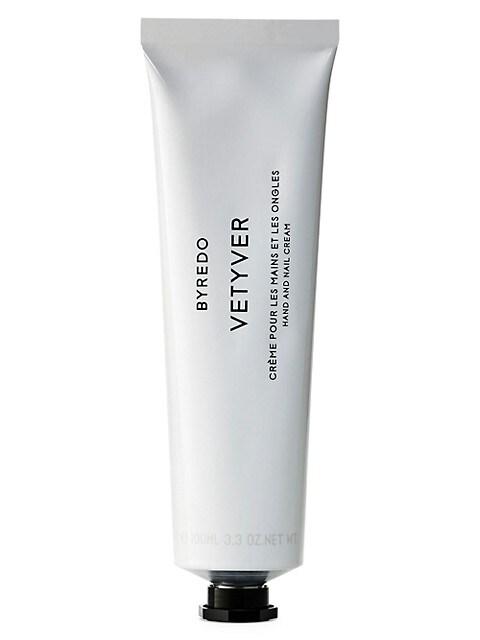 Vetyver Hand & Nail Cream
