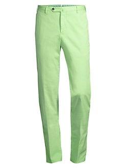 Pierre Balmain Men/'s Biker Tye Dye Bottoms Kaki Green Sizes