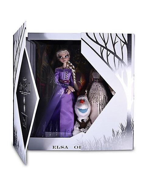disney s frozen 2 x roberto coin deluxe diamond doll set