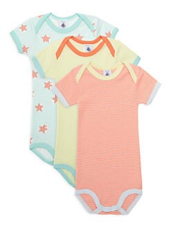 Petit Bateau Printed Leggings Baby Multicolor-3 Months