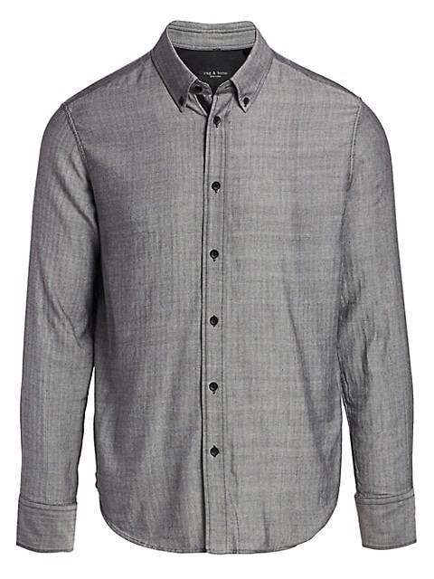 Fit 2 Tomlin Herringbone Shirt