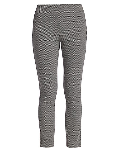 Simone Herringbone Pants