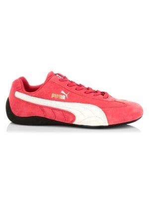oficial ropa deportiva de alto rendimiento proveedor oficial PUMA - Speedcat OG Sparco Sneakers - saks.com