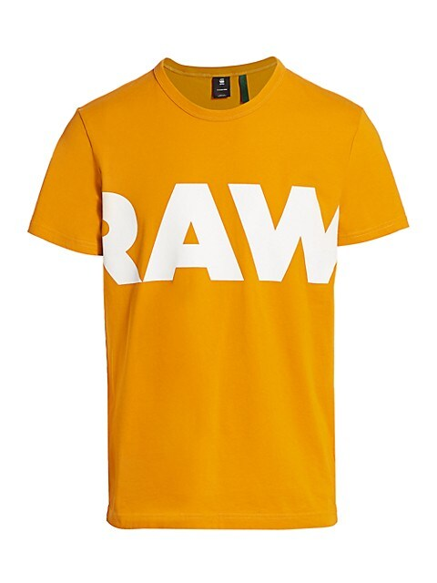 Raw Logo Graphic Tee