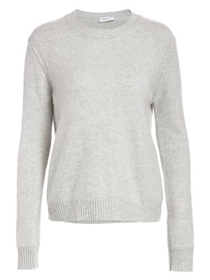 Relaxed Cashmere Pullover Sweater