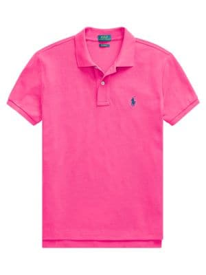 Polo Ralph Lauren T-shirts Classic-Fit Polo Shirt