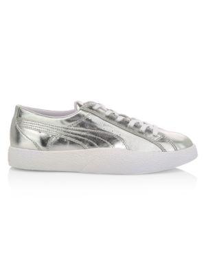 Lifestyle Irides Sneaker aus Textil mit Metallic Details
