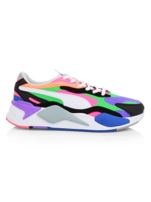 Women's RX X3 Puzzle Sneakers