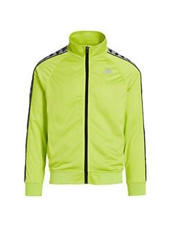 Kappa Banda Bomber Slim Fleece Jacket