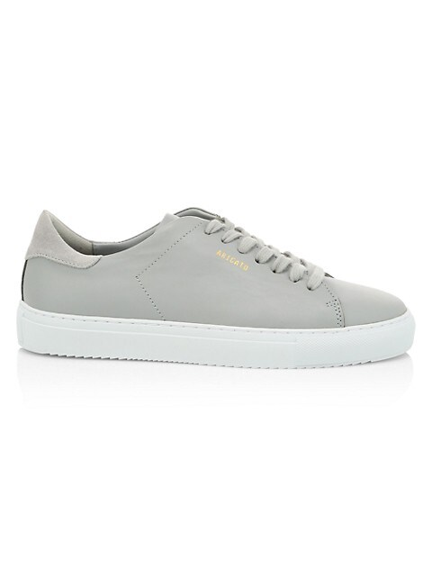 Clean 90 Low-Cut Leather Sneakers