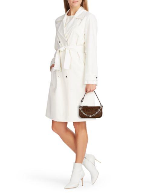 By Far Mini Rachel Croc-Embossed Leather Shoulder Bag   SaksFifthAvenue
