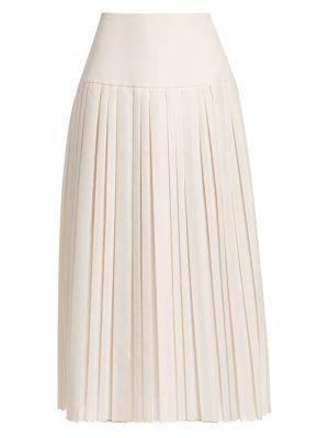 Magdita Pleated Skirt