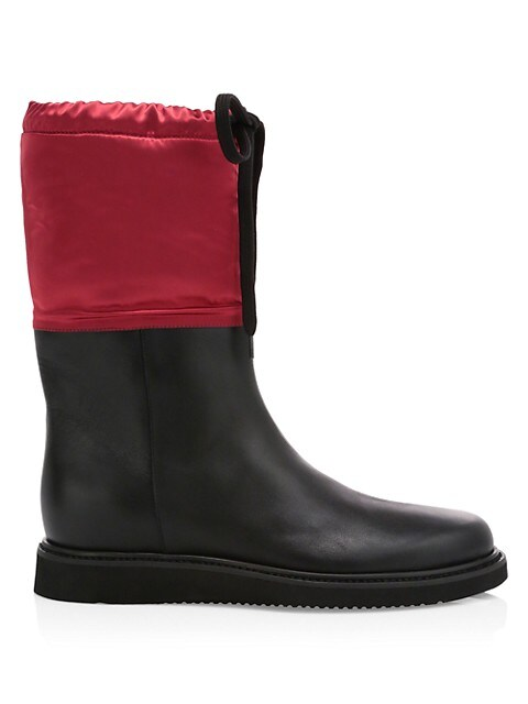Camillia Shearling-Lined Boots