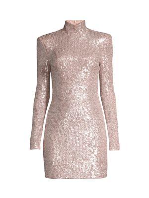 Black Halo Women's Aviana Mini Candy Dress In Candy Coat