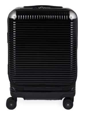 Fpm 53 Bank Light Spinner Cabin Suitcase In Licorice