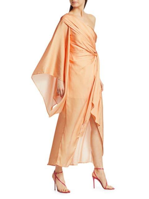 Significant Other Caspian One-Shoulder Dress | SaksFifthAvenue