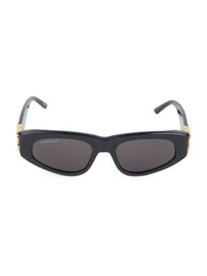 Saint Laurent 53MM Narrow Sunglasses