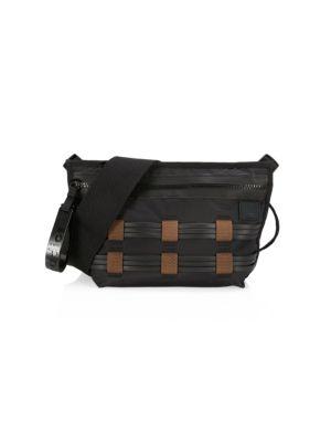 ACNE STUDIOS Abby Strap & Loop Crossbody Bag