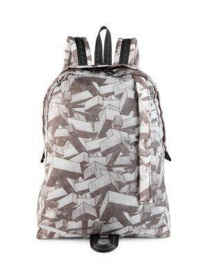 Off-white Men's Allover Arrows Easy Backpack