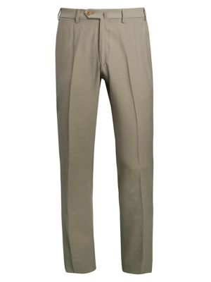 C /& A New Grey Mint Green  Stone Loose Fit Roll Up Cotton Trouser 12-22