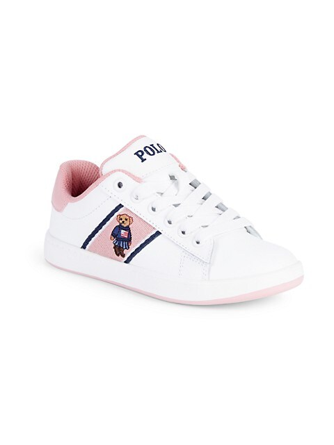 Kid's Quilton Bear Sneakers