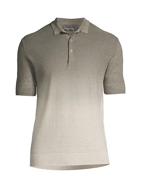 Ombre Polo Shirt