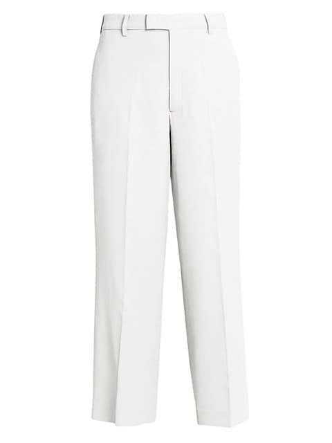 Demi-Flare Trousers