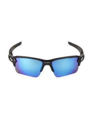 Oakley Indianapolis Colts 59MM Flak 2.0 Sunglasses