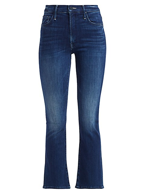 The Insider High-Rise Ankle Kick Flare Jeans