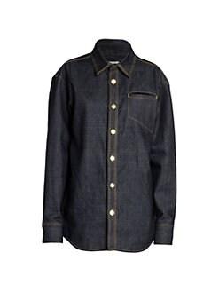 Premier Workwear Ladies Short Sleeve Pilot Shirt Camicia Donna