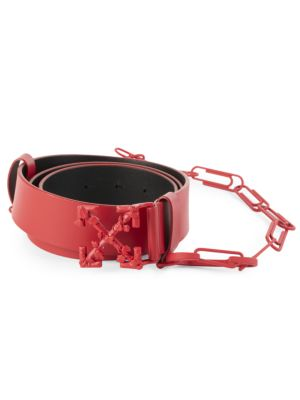 Olivia Womens Eve Double Wrap Leather Belt S Alice Purple