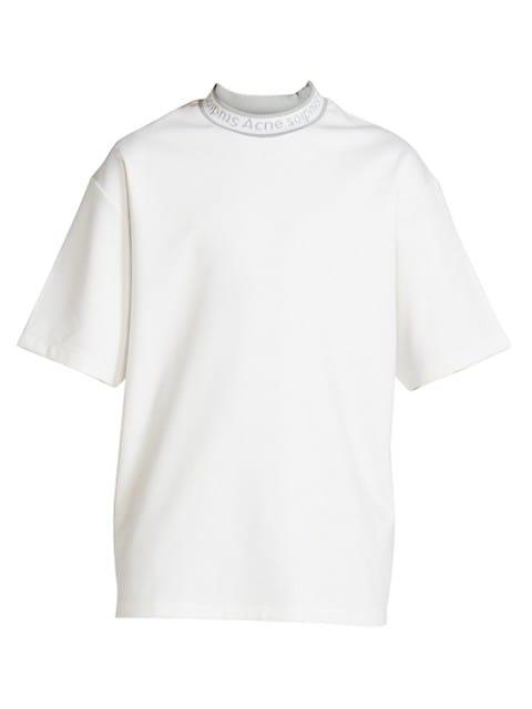 Extorr Ribbed Logo T-Shirt