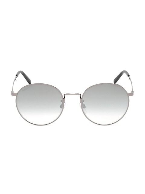 54MM Metal Round Sunglasses