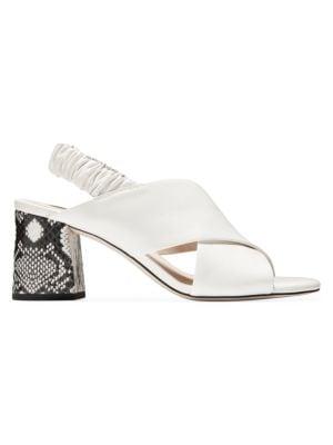 Cole Haan Anastasia City Leather Slingback Sandals