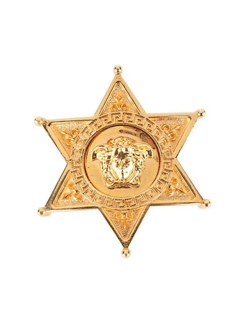 Medusa Sheriff Pin